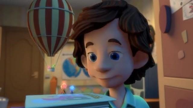 Фиксики - Воздушный шар