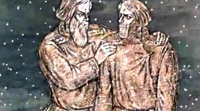 Мультфильм Поморская быль