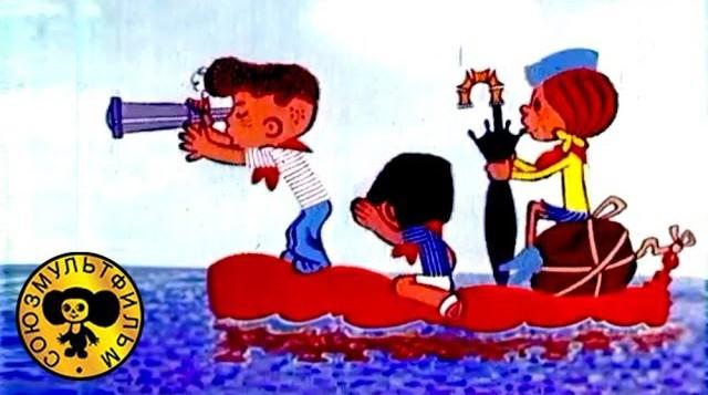 Мультфильм Сокровища затонувших кораблей
