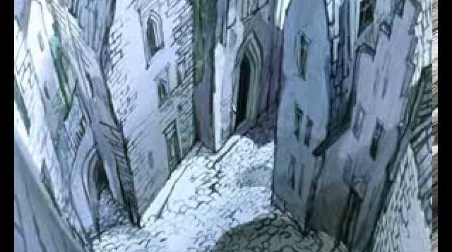 Мультфильм Стойкий оловянный солдатик