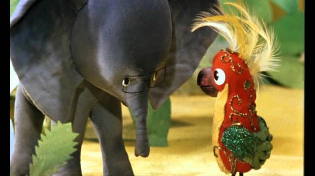 Мультфильм Тридцать восемь попугаев - А вдруг получится!